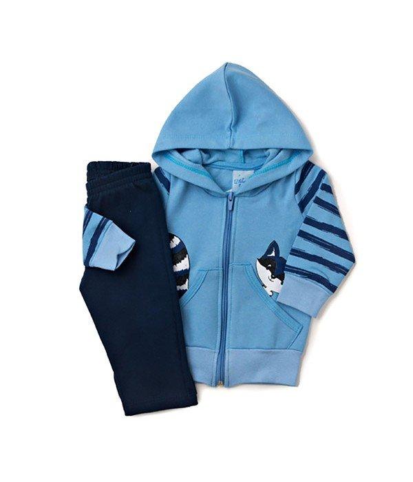 Conjunto Bebê Silk Guaxinim Azul Wilbertex Kids. 0 avaliação - Faça uma  avaliação · 3762 5d6ca38272d