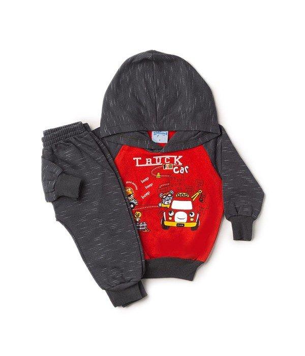 Conjunto Bebê Silk Truck Vermelho Wilbertex Kids. 0 avaliação - Faça uma  avaliação · 4051 f4e02c3704a