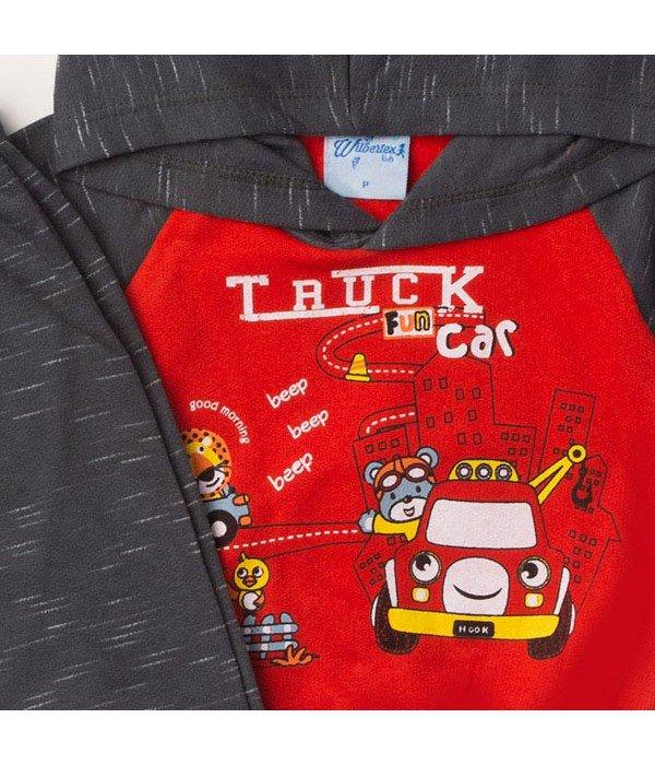 Conjunto Bebê Silk Truck Vermelho Wilbertex Kids. 0 avaliação - Faça uma  avaliação · 4051. 4051  4051 1 e11c1cd3fb0
