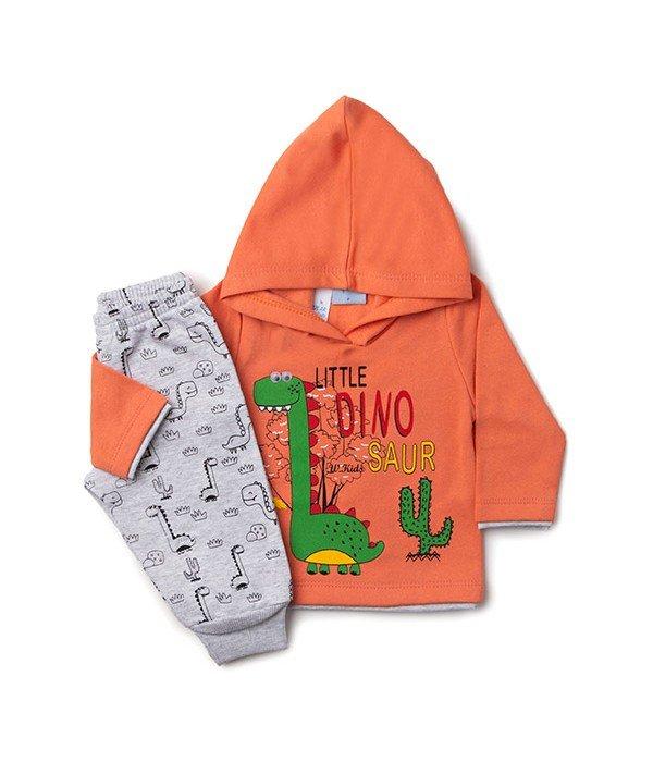 Conjunto Bebê Silk Litle Dino Laranja Wilbertex Kids. 0 avaliação - Faça  uma avaliação · 4055 57a8c056509